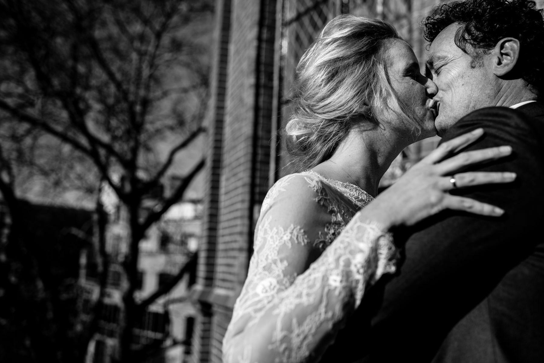 Trouwfotograaf Paradiso 50 jaar journalistieke trouwfotografie Amsterdam