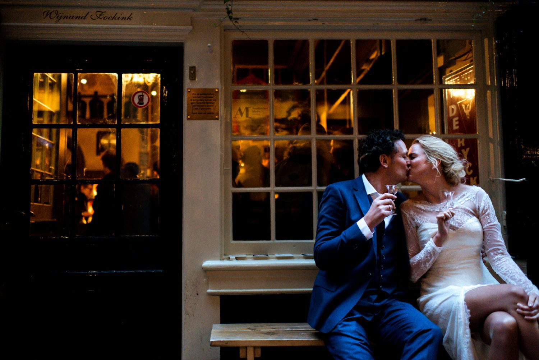 Trouwen Amsterdam journalistieke trouwfotografie Wynand Focking