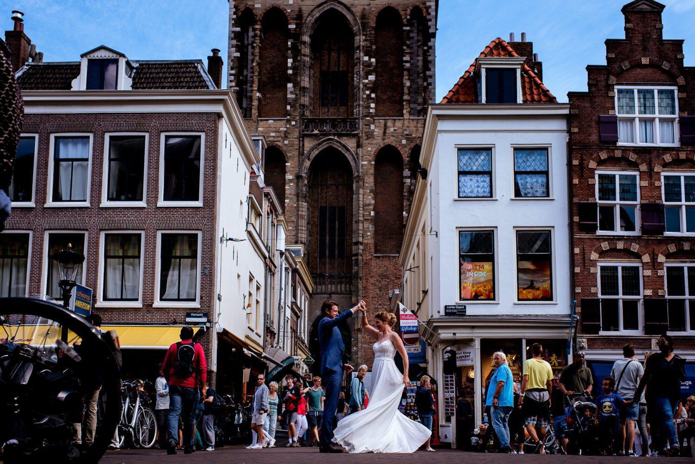 Journalistieke trouwfotograaf Utrecht | bruidsfotograaf | trouwen in Utrecht