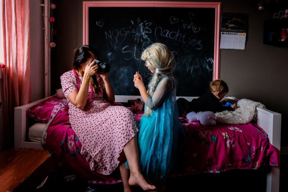Linda Bouritius in beeld | familiefotograaf