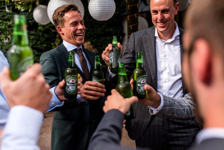 proost bier Trouwfotograaf Amersfoort