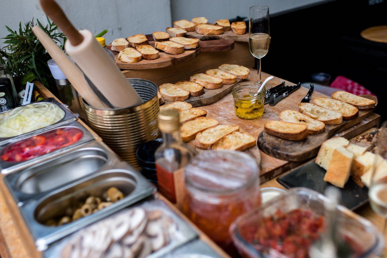eten Trouwfotograaf Amersfoort