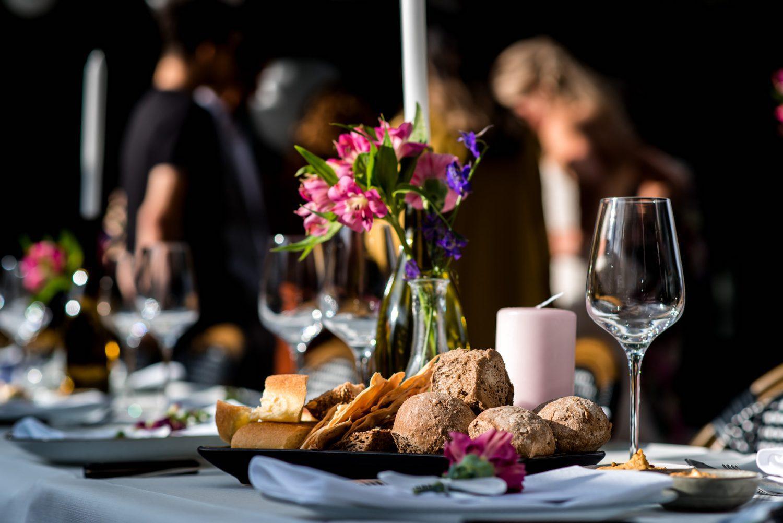 prachtige tafel diner Trouwfotograaf Amersfoort