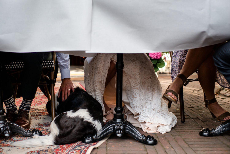 tafel Trouwfotograaf Amersfoort