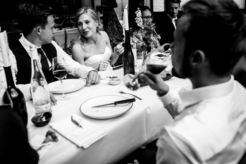 Diner Trouwfotograaf Amersfoort