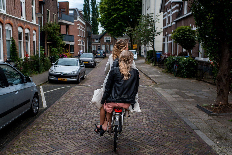 start bruid Trouwfotograaf Amersfoort