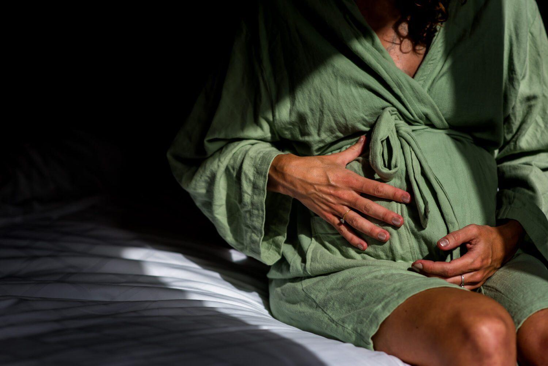 Zwanger trouwen trouwfotograaf
